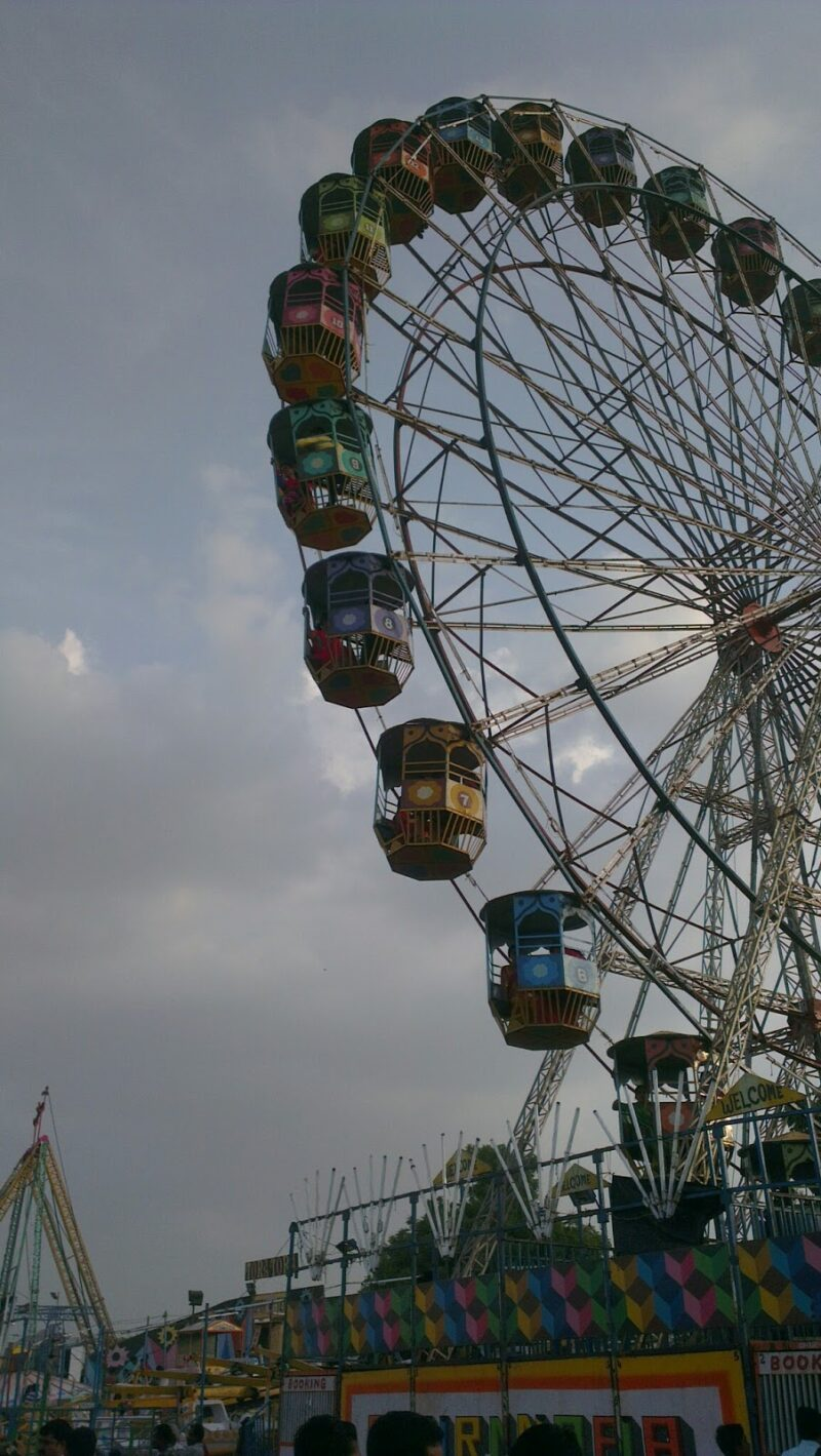 The Fair at Wadhwan