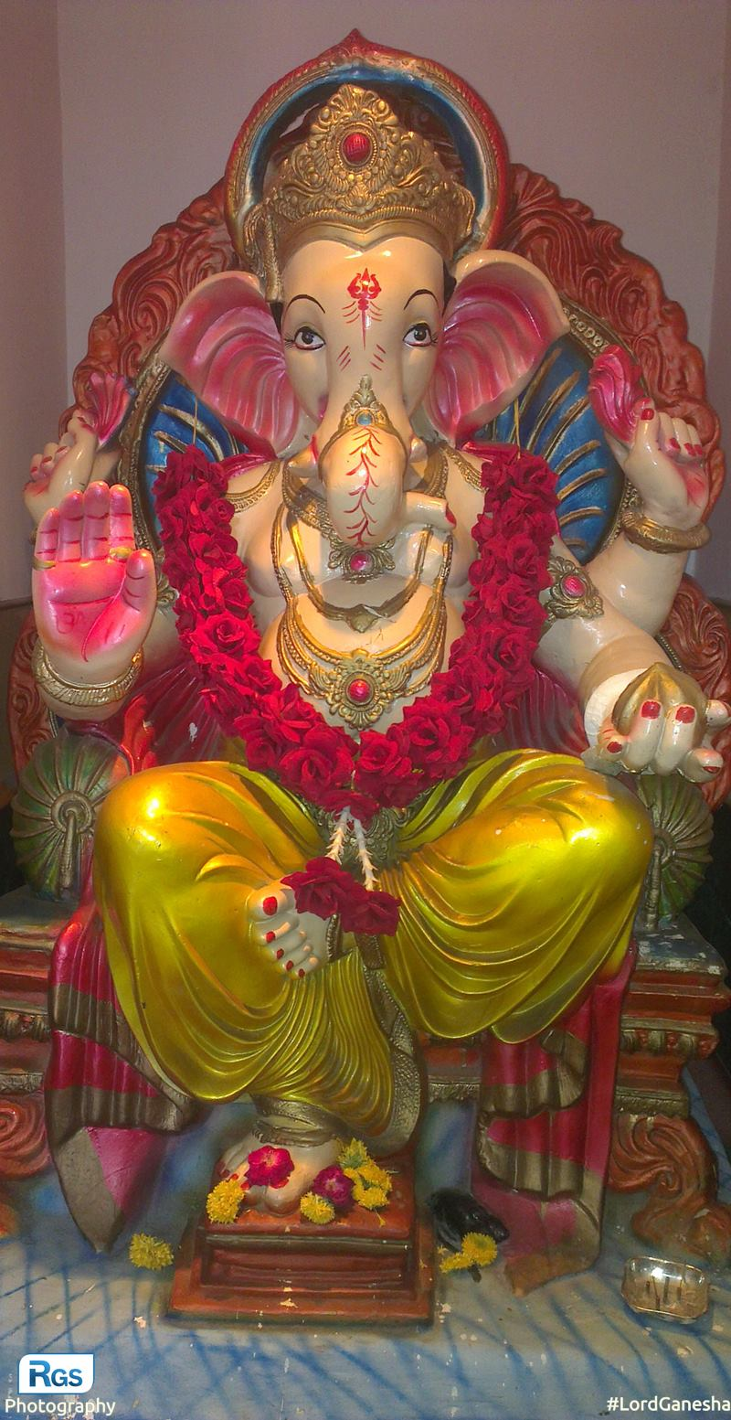 The Lord Ganesha