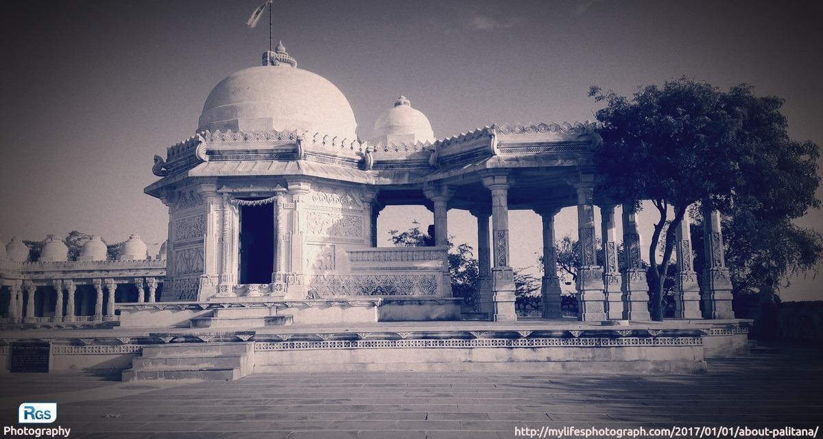 Temple at Palitana
